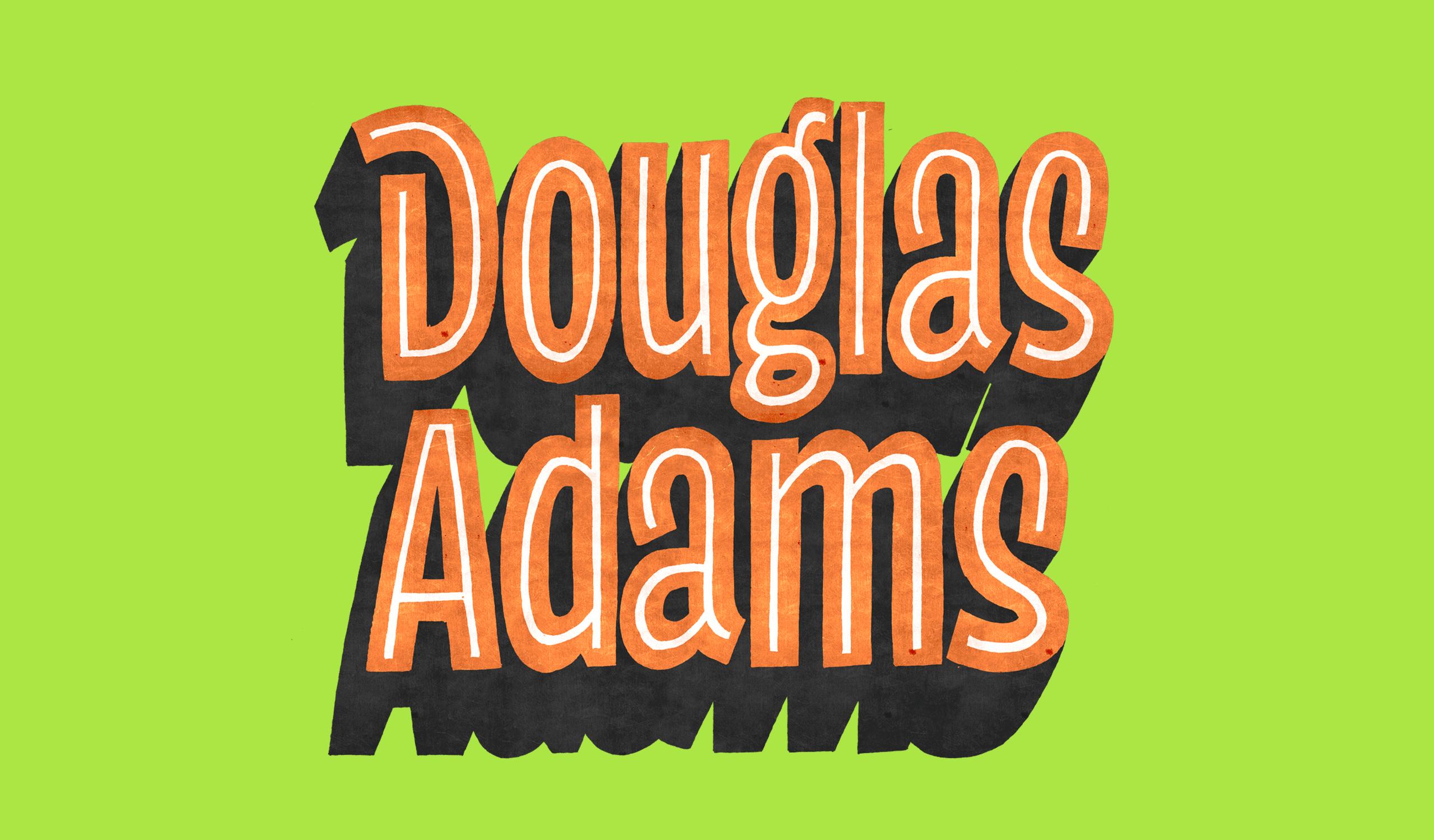 lettering_dougls