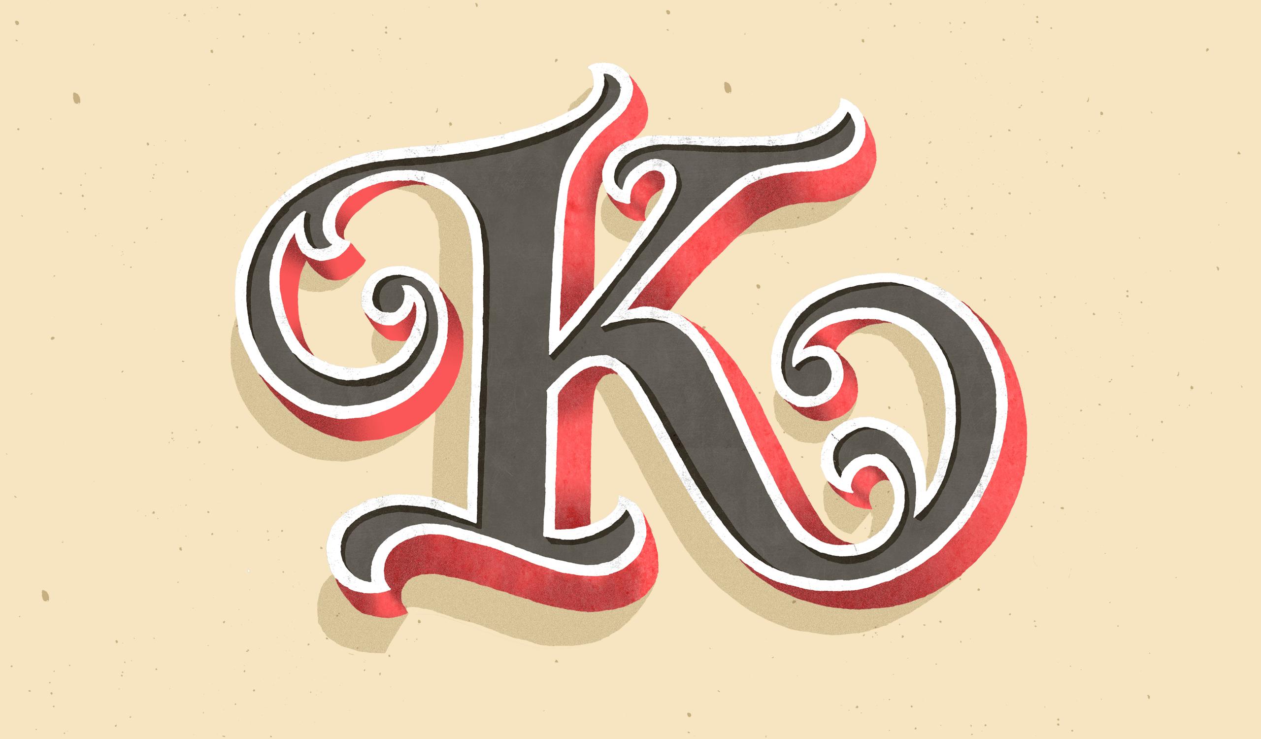 lettering_k